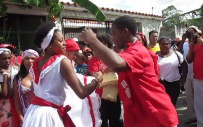 Venezuelan Drums